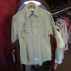 English laundry men's shirt